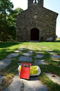 Monts du Vivarais, abbaye Notre Dame des Neiges - Traité de l'art du zen et de la pêche à la mouche de John Gierach