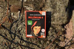 Millénium 4 de David Lagerkrantz
