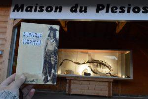 Tournemire - Maison du plésiosaure - L'homme squelette de Tony Hillerman