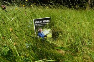 Lac de Vesoles - Hubert Reeves, L'herbier de Malicorne