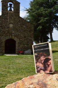 Ardèche, abbaye Notre Dame des Neiges - Jean-Paul Kauffmann, La lutte avec l'ange