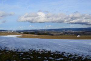 Plateau du Lévézou - Puech Monseigne