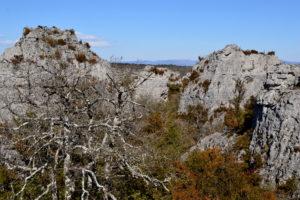 Causse du Larzac – Rocs du Lauradou