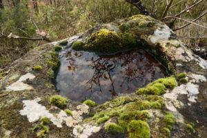 Vabres l'Abbaye - Grotte