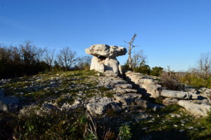 Cirque de Navacelles - Dolmen de la Prunarède