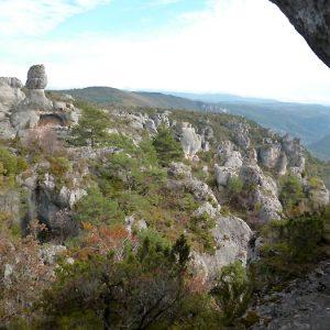 Rochers de Roquesaltes