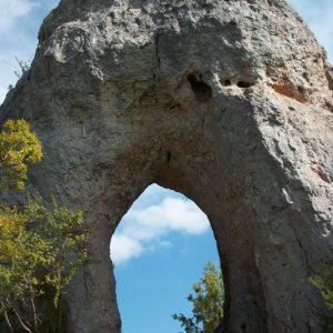 Arche de Roquesaltes - Causse Noir, Aveyron