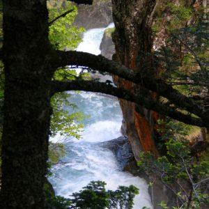 Cascade de Boussès - Située à 1 400 m, en aval de pont d'Espagne
