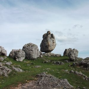 Rocher de la Marmite - Chaos de Nîmes-le-Vieux à l'Hom, Causse Méjan