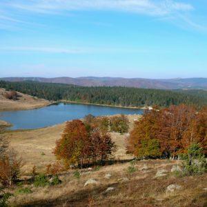 Le Lac des Pises - Massif de l'Aigoual