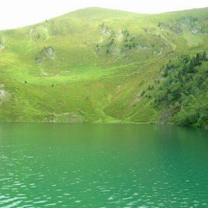 rive sud du Lac de Bareilles