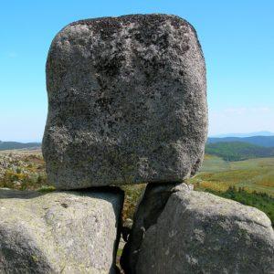 """Roc des Mulets - """"Kola !"""" (Mt Lozère)"""