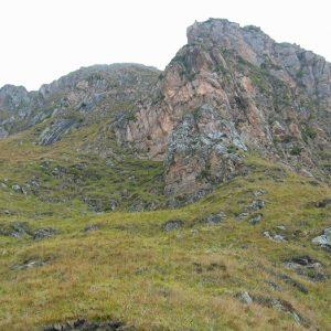 Rocs du Pic de Céciré (alt. 2403m.)  Pyrénnées du Haut-Luchonnais