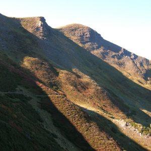 Maliède de Bassiquès (alt. 1860m.), versant nord-est du Burat