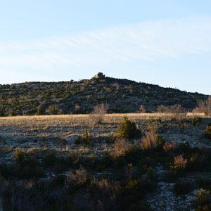 Roc du Mérigou - Vissec, le Causse du Larzac