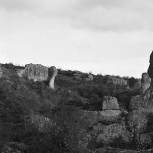 Rocs de Roquesaltes - Causse Noir