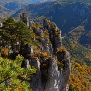Roquesaltes - Gorges de la Dourbie, Aveyron