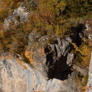 tête de bélier - Rocher vers Roquesaltes