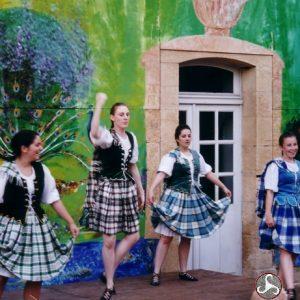 Énergie et grâce de l'Écosse - Tayside Folk Dance & Music de Dundee