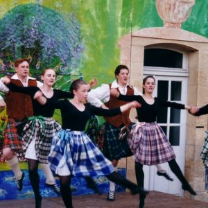 Tayside Folk Dance & Music
