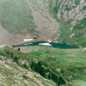 les Etangs de la Frêche, alt. 2131m.