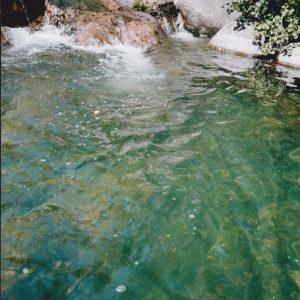 """L'eau du """"Belvre"""" en Lozère"""