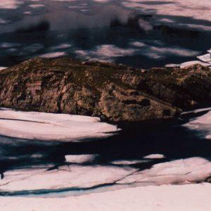 L'île du lac Glacé