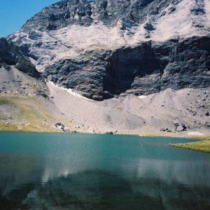 Port Barroude et son lac...