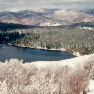 Le Lac des Pises - Montagne du Lingas, Cévennes du mont Aigoual