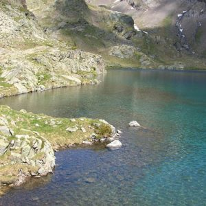 Lac Soubiran et Soum Hount Hérède