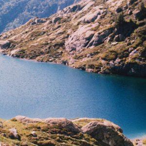 Lac de l'Embarrat 2 076 m