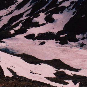 Le lac Glacé, 2 565 m