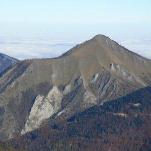 Pic de Mont Las - Versant sud