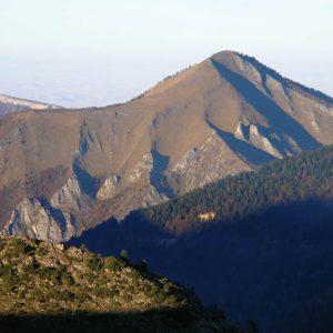 Le Mont Las au couchant