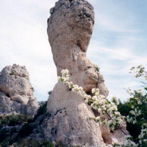 Au Cirque de Mourèze - Vers Clermont-l'Hérault, (34)