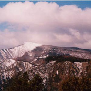 Mont Aigoual (1 565 mètres)
