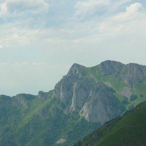 Pic Saillant - Vue du pic de l'Escalette