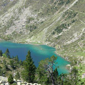 Refuge du lac d'Estom - Ce refuge, tenu par Marie-Claude et J.-P. PuyO (d'Adast-65206), je le recommande pour son accueil chaleureux, et les conseils avisés...