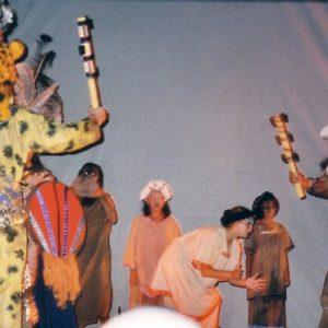 Rite à Nezahualcoyotl - Grupo Sinaloense de Difocur, Mexique