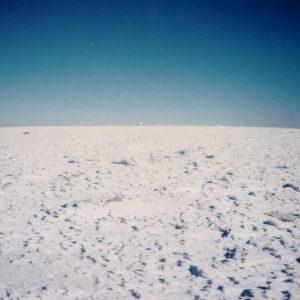 Le sommet du Finiels - À 1 699 m, horizon dépouillé du mont Lozère