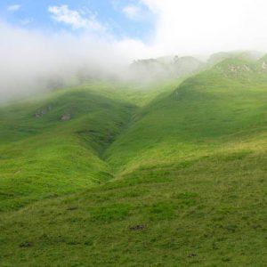 Vallée de la Frèche, 1 750 m