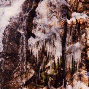 Cascades de l'Hérault - Le crâne...