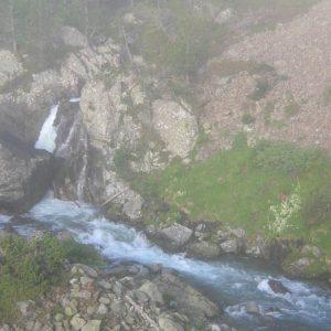 Gave du Marcadau 1 600 m