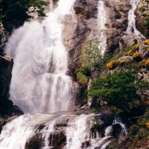Cascades du Montlouvier - Printemps