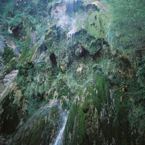 Cascades du Pounthil - Au sud de Capvern dans Les Baronnies