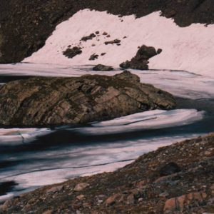 Nord du lac Glacé
