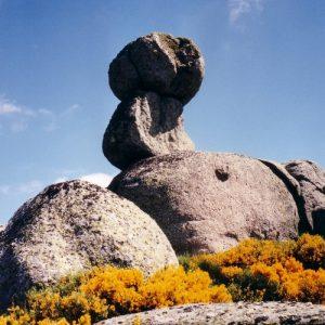 Roc de la Tourte - Au-dessus de Finiels, mont Lozère
