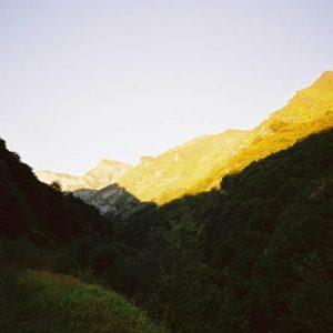La vallée de Neste de la Géla - La vallée au petit matin...