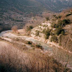 Haut des gorges de la Vis - À Vignasse (Vissec-Gard)
