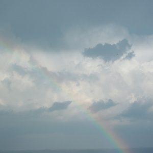 arc-en-ciel (vue de Montjaux - Aveyron)